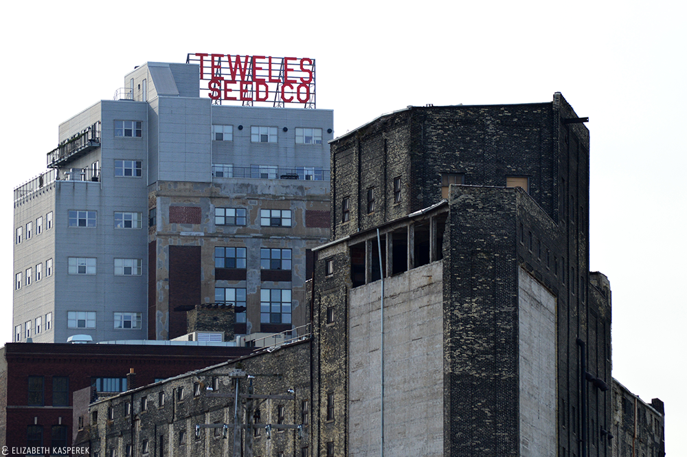 Milwaukee Teweles Seed Co Building